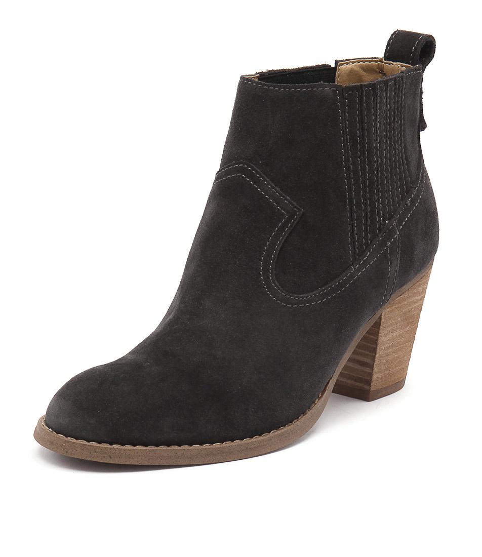 Tony Bianco Laurent Licorice Boots