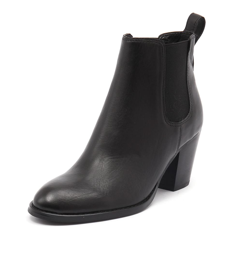 Tony Bianco London Black Albany Boots online