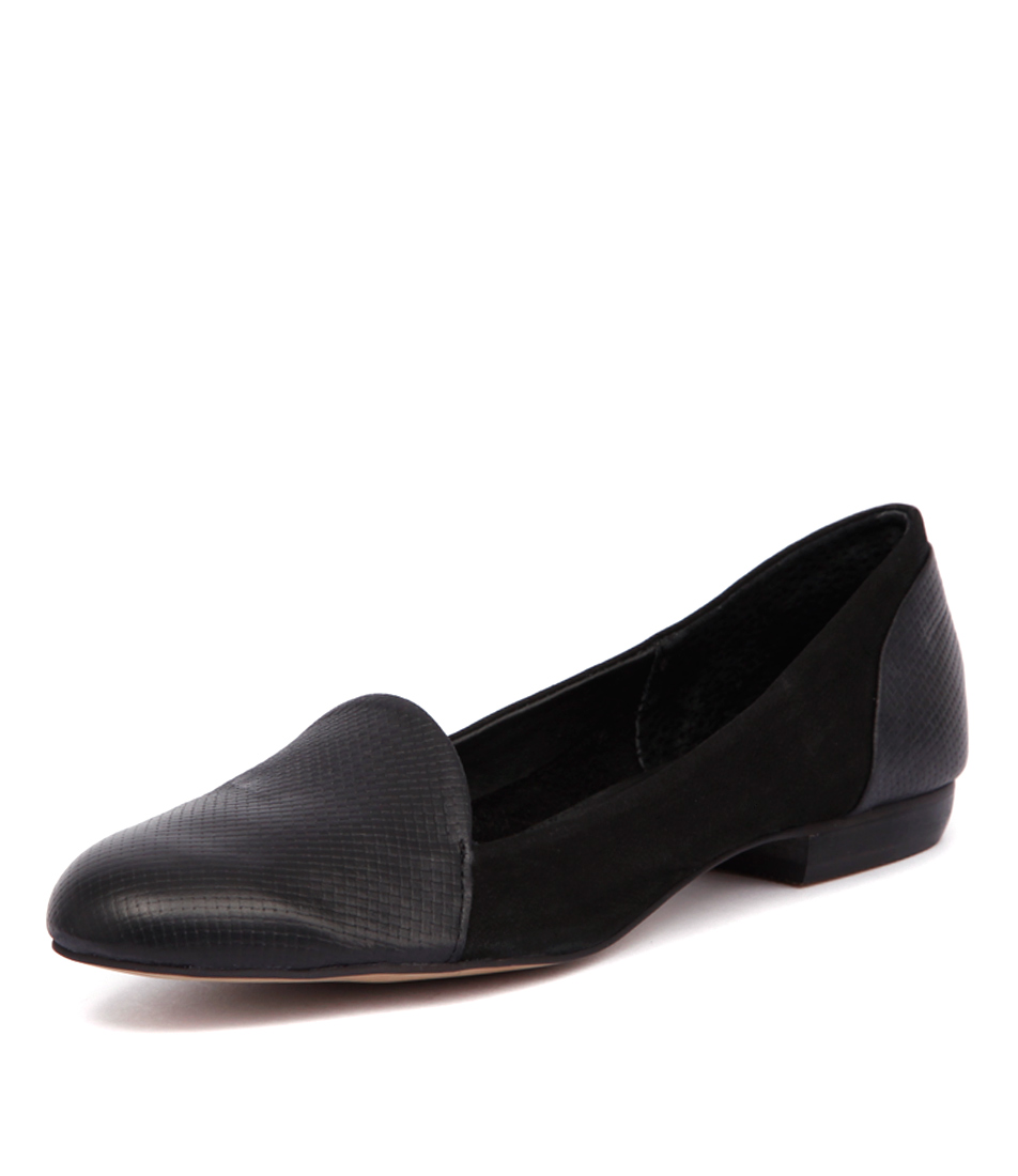 Top End Orma Black Shoes