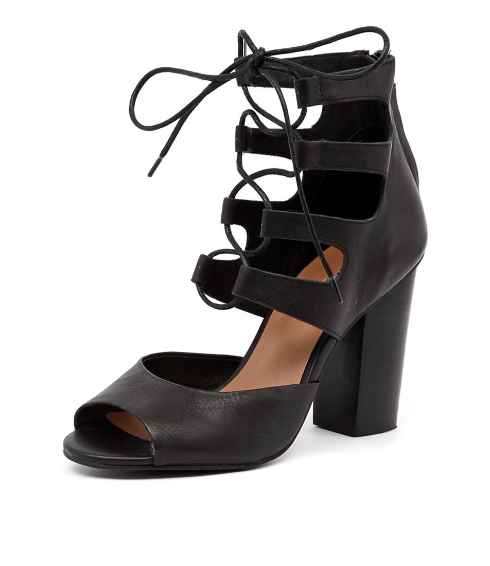 Top End Winder Black Sandals online