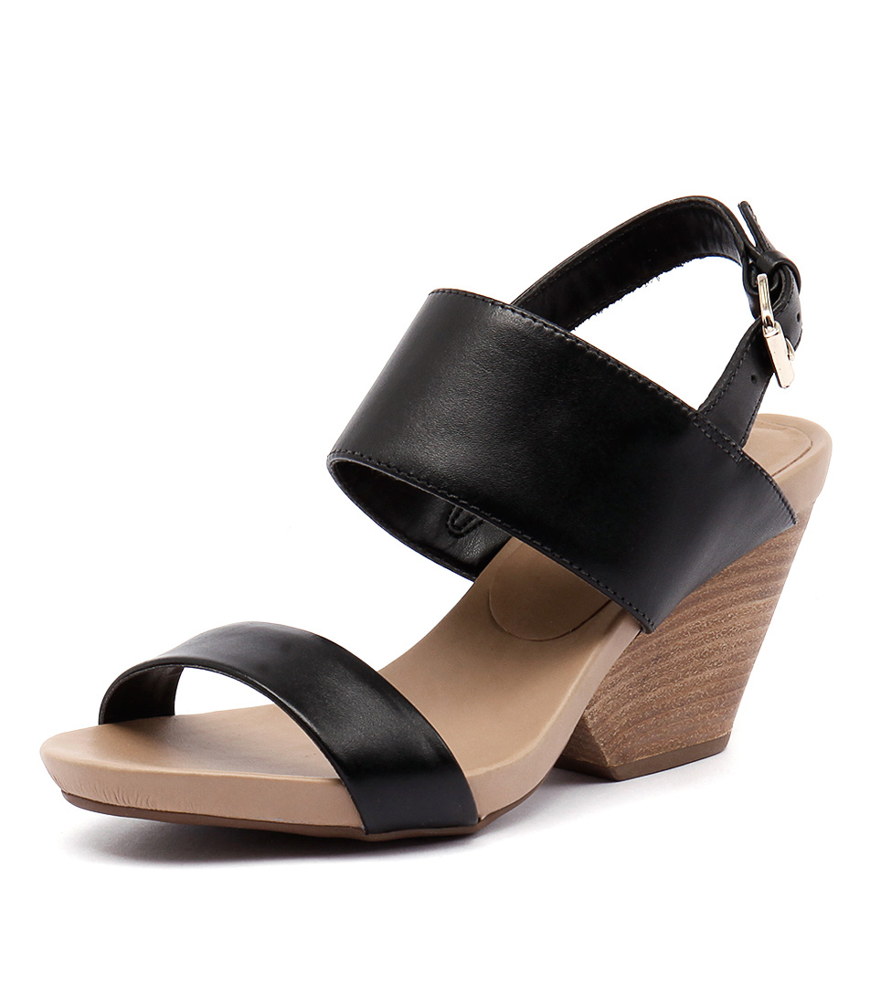 Top End Ronaldo Preto Black Sandals
