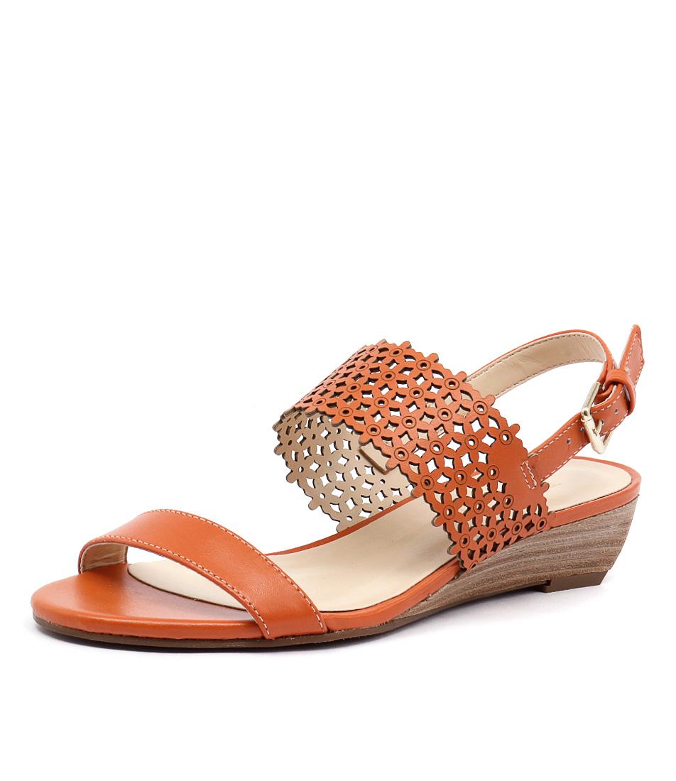 Top End Hulk Orange Sandals