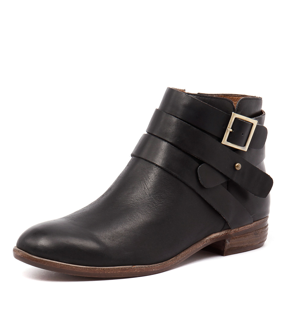 Top End Carou Black Boots