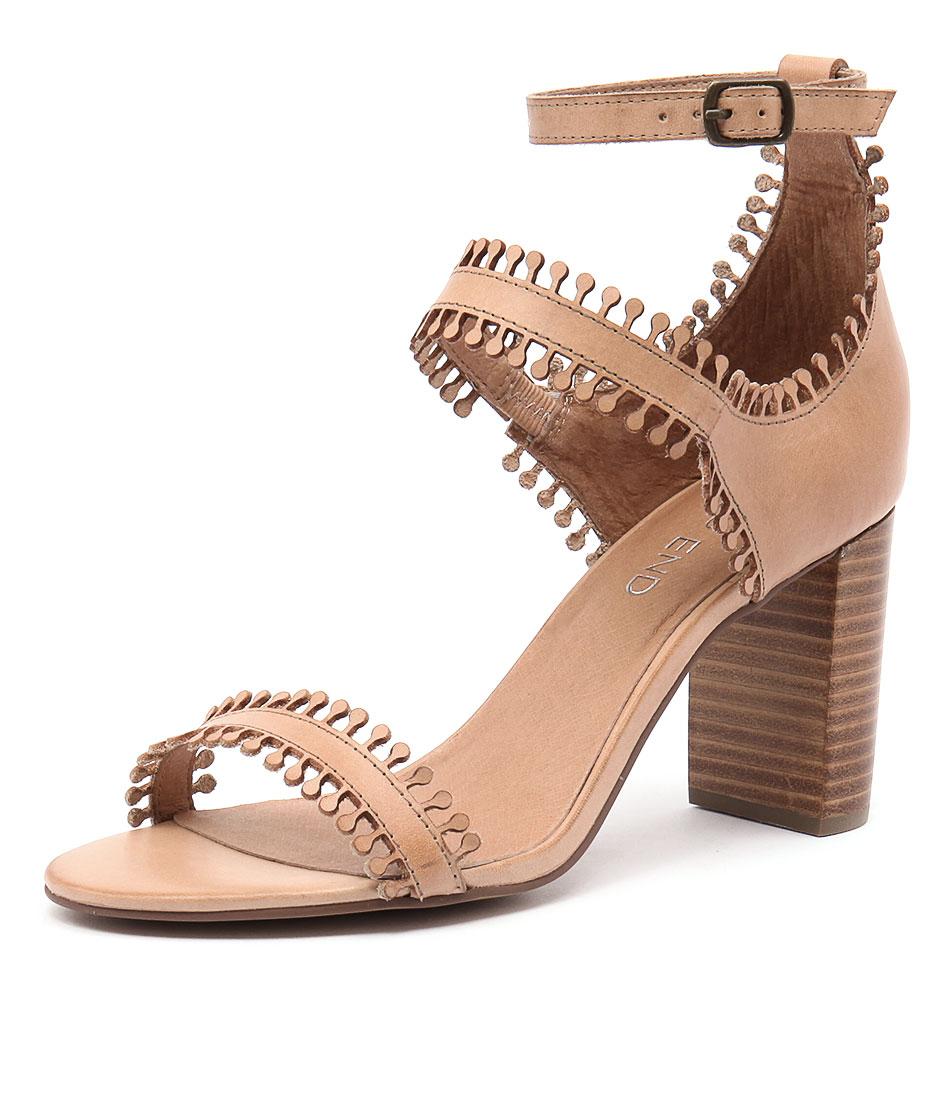Top End Taz Tan Sandals