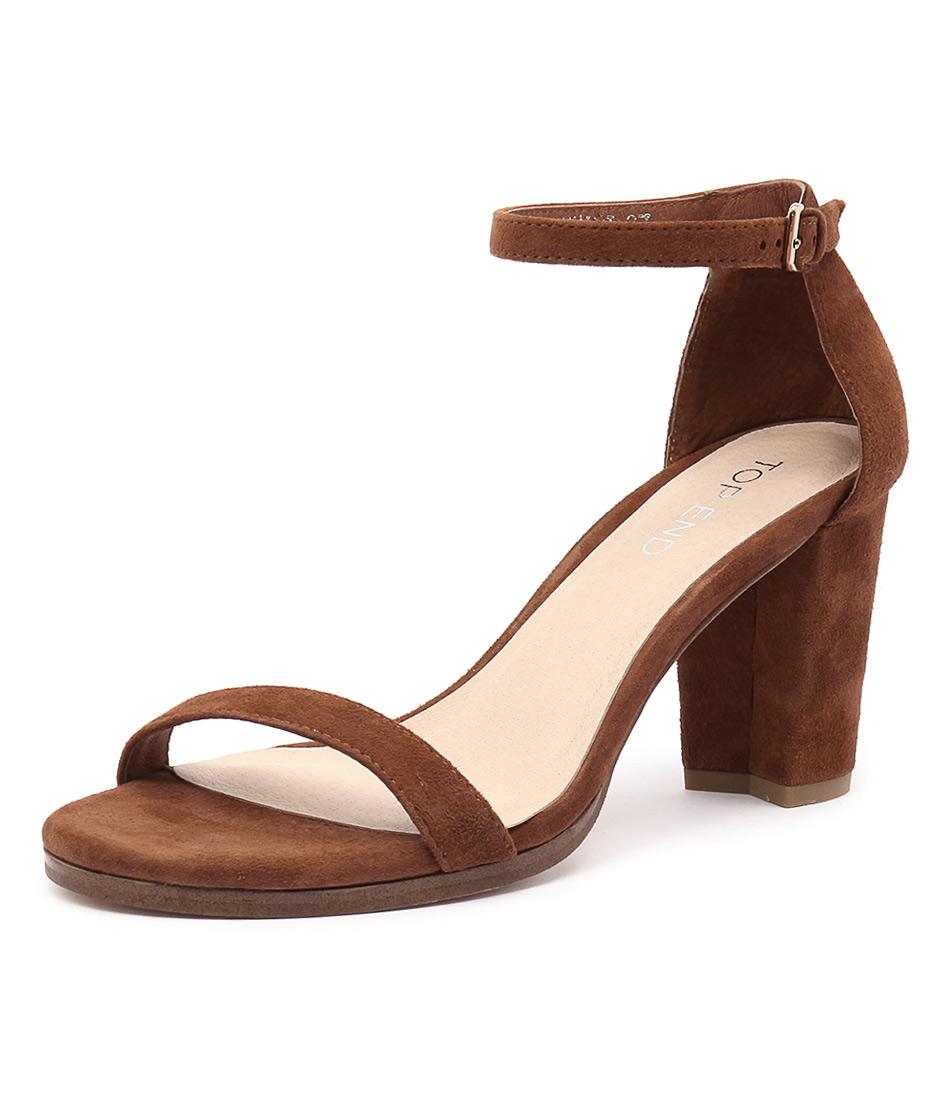 Top End Amalfi Tan Sandals online