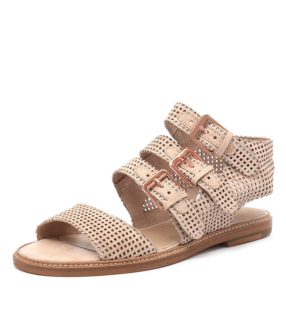 Top End Nears Nude Sandals