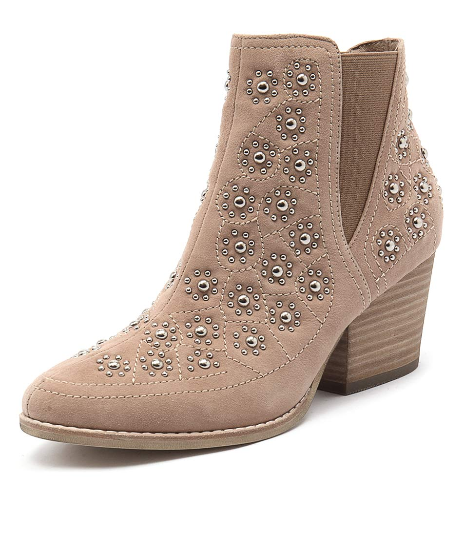 Top End Wando Taupe Boots