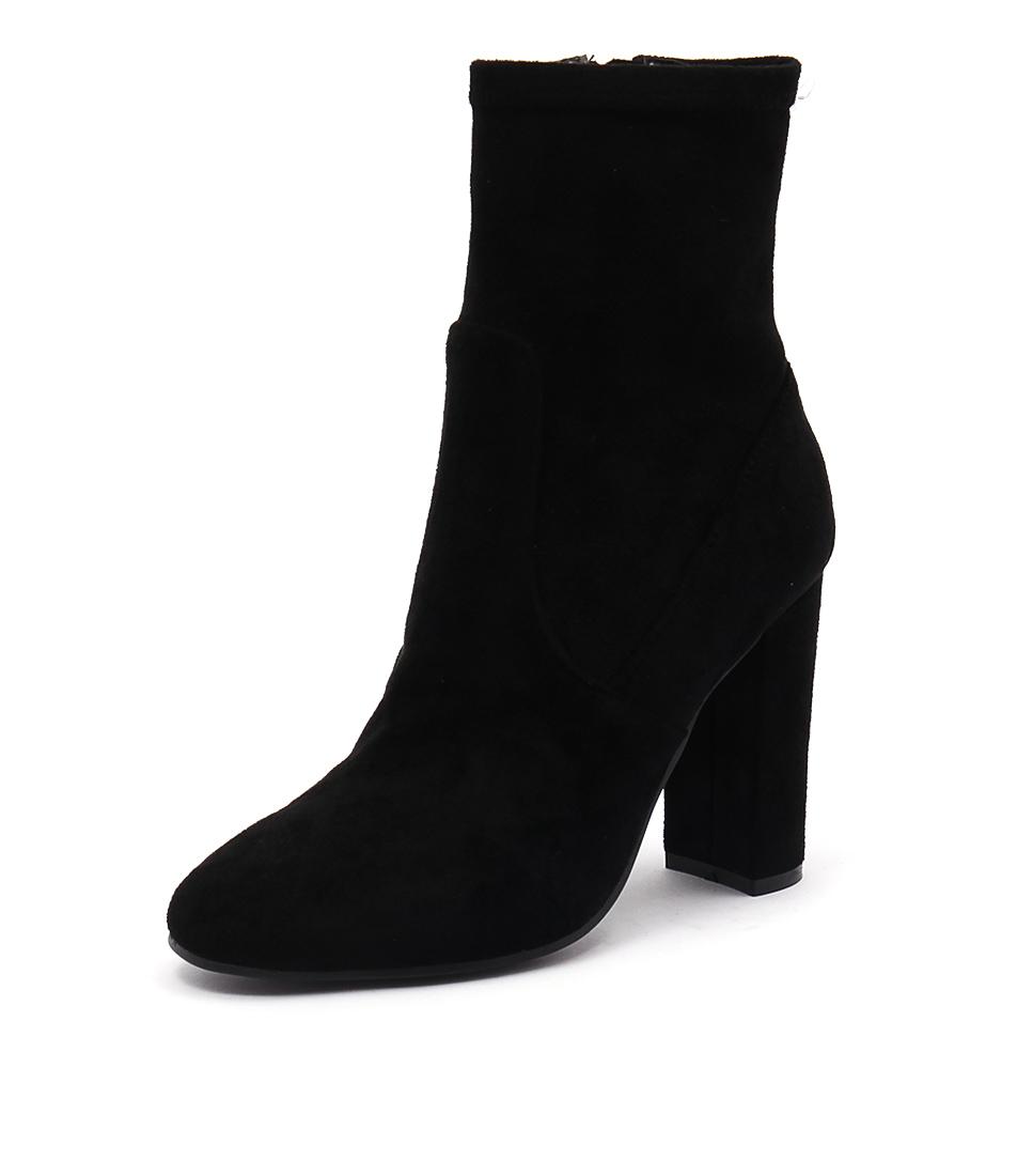 Top End Samala Black Boots