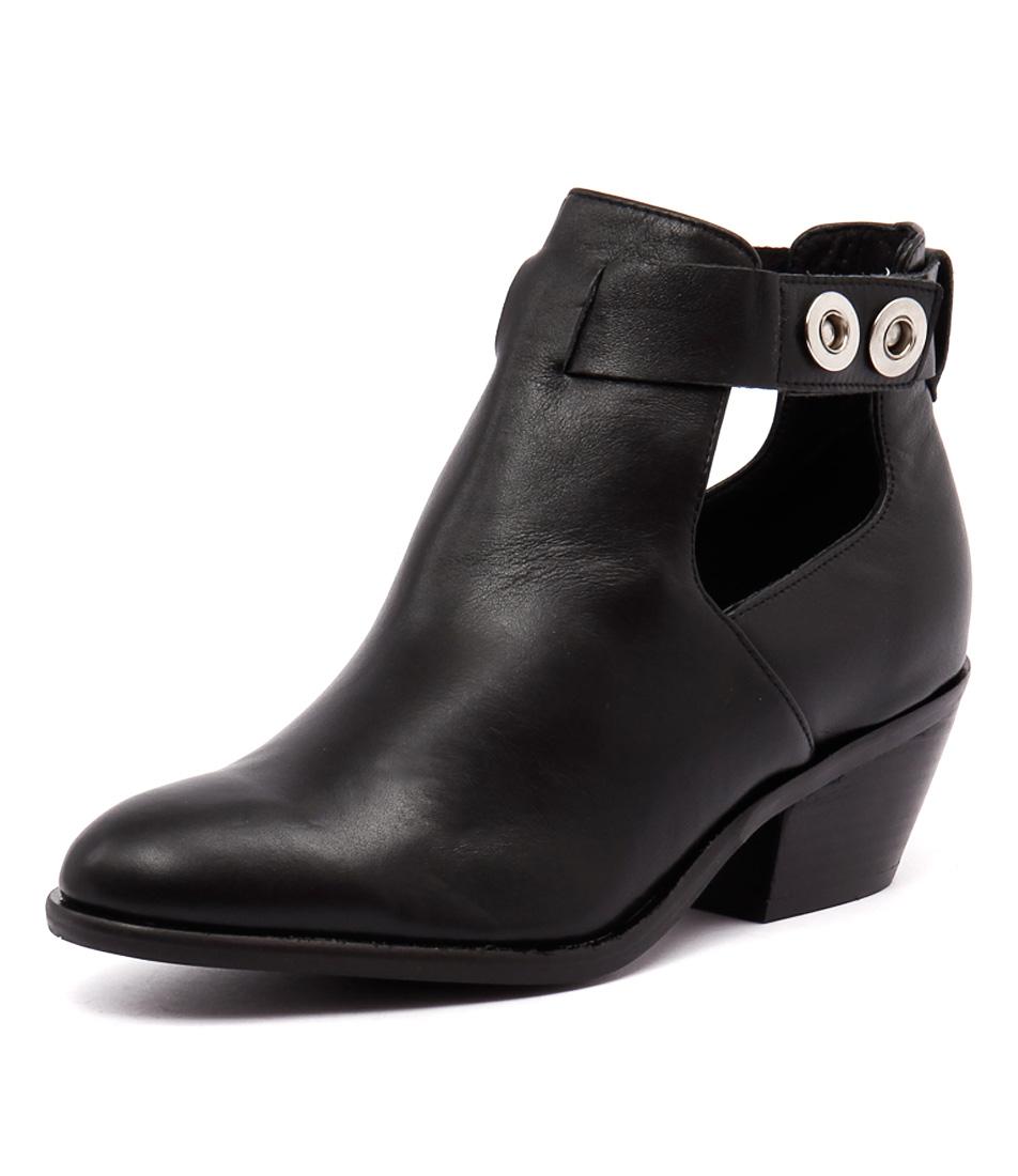 Urge Cheree Black Boots