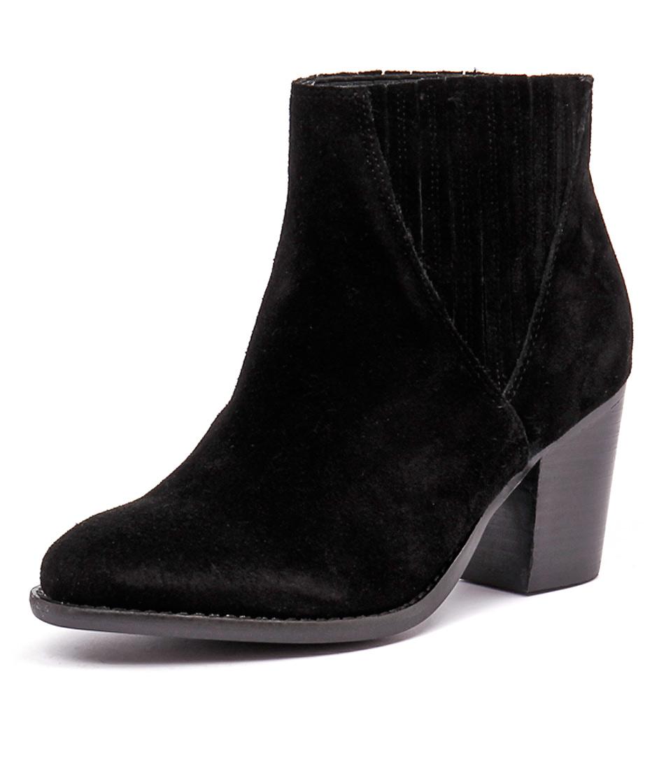 Urge Didi Black Boots