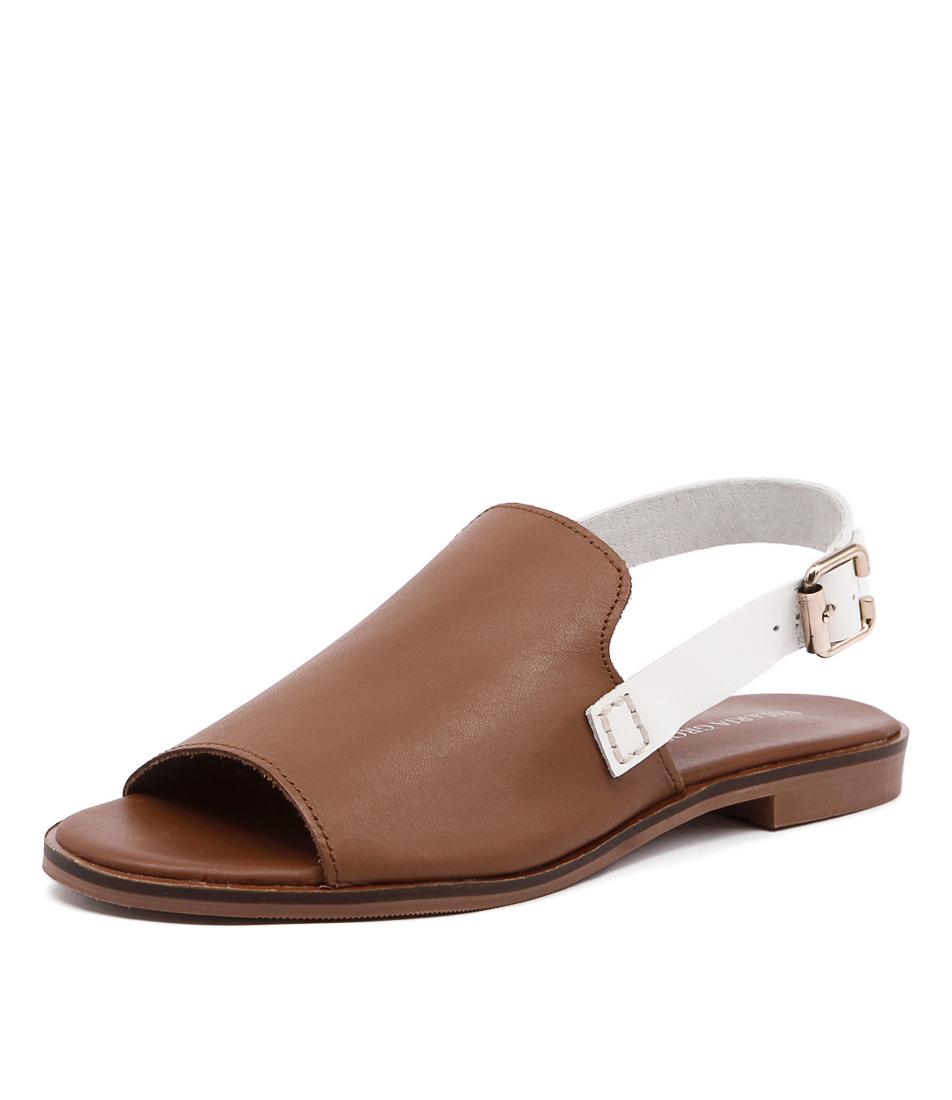Valeria Grossi Jojo Tan Sandals