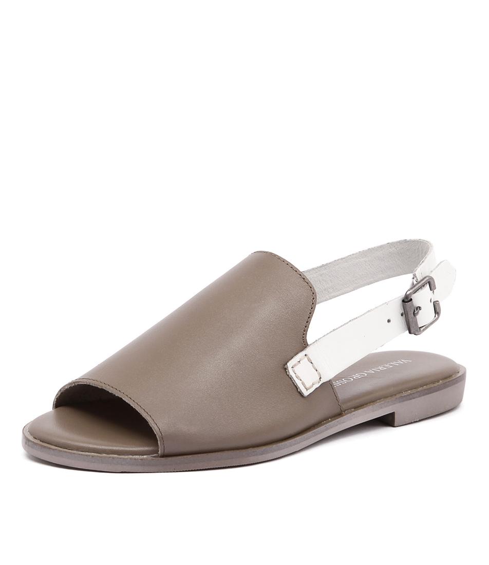 Valeria Grossi Jojo Taupe Sandals