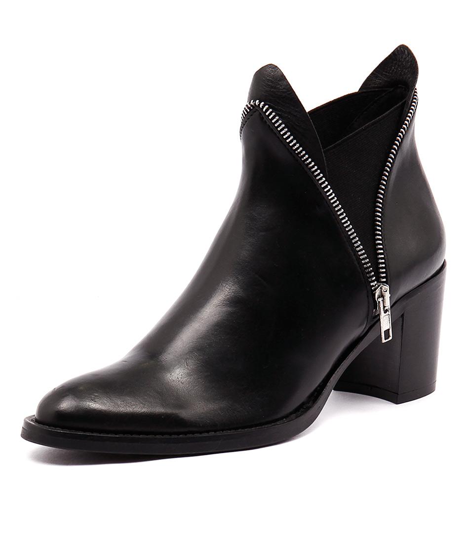 Valeria Grossi Sun Black Siviglia Boots