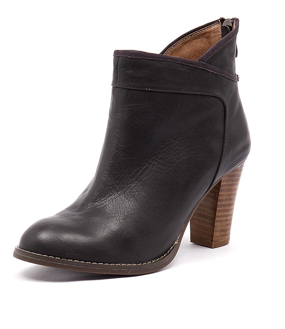 Valeria Grossi Maly Dark Grey Boots