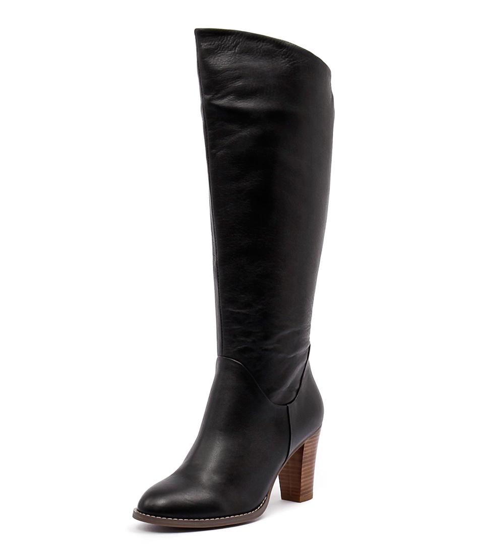 Valeria Grossi Matesa Black Boots