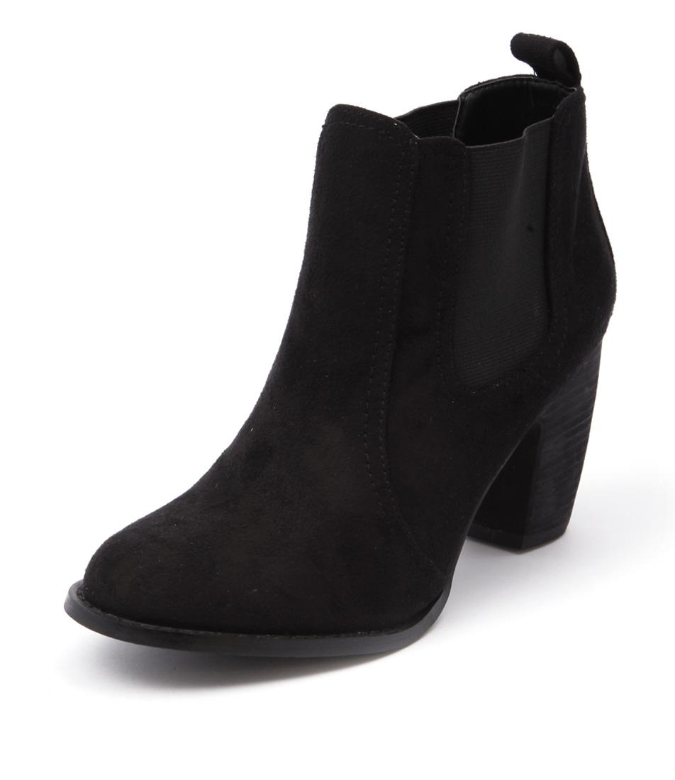 Verali Gia Black Boots