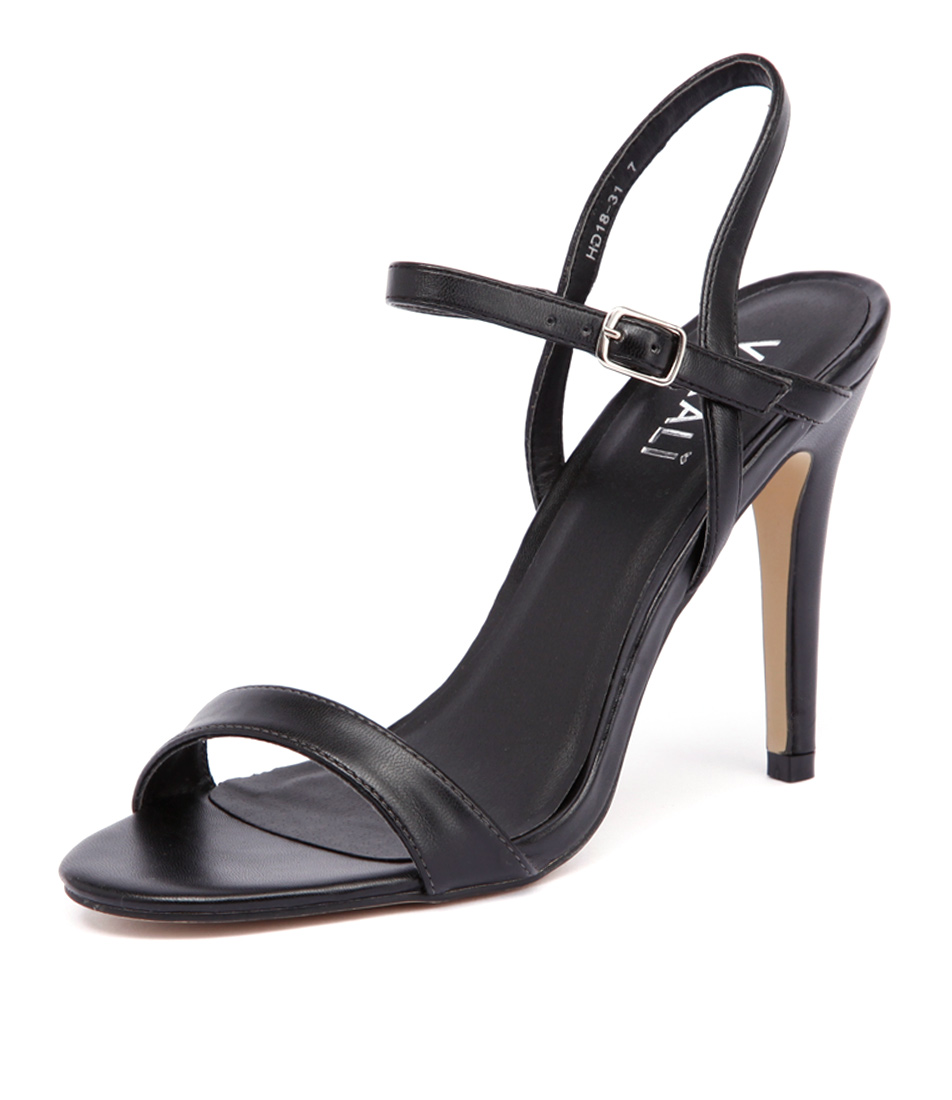Verali Odette Black Sandals