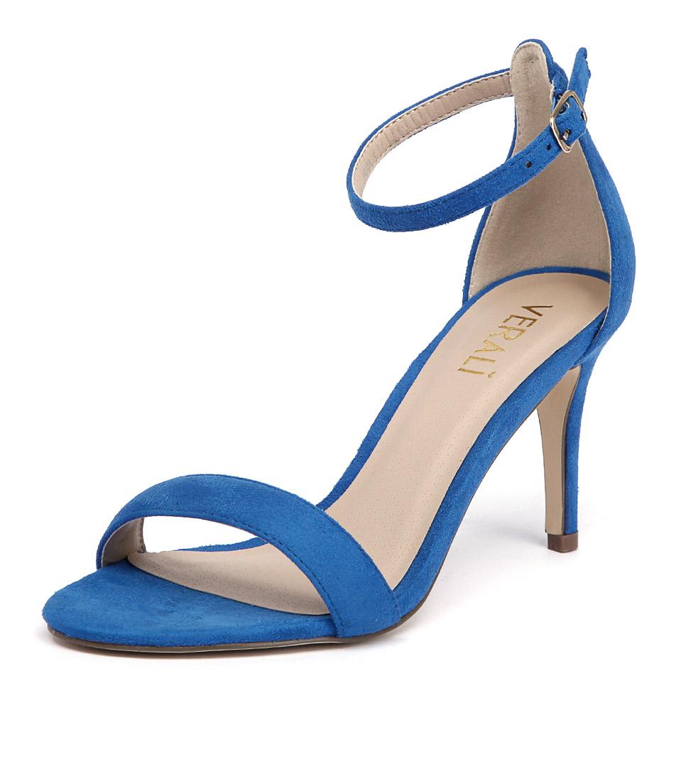 Verali Matthew Cobalt Micro Sandals