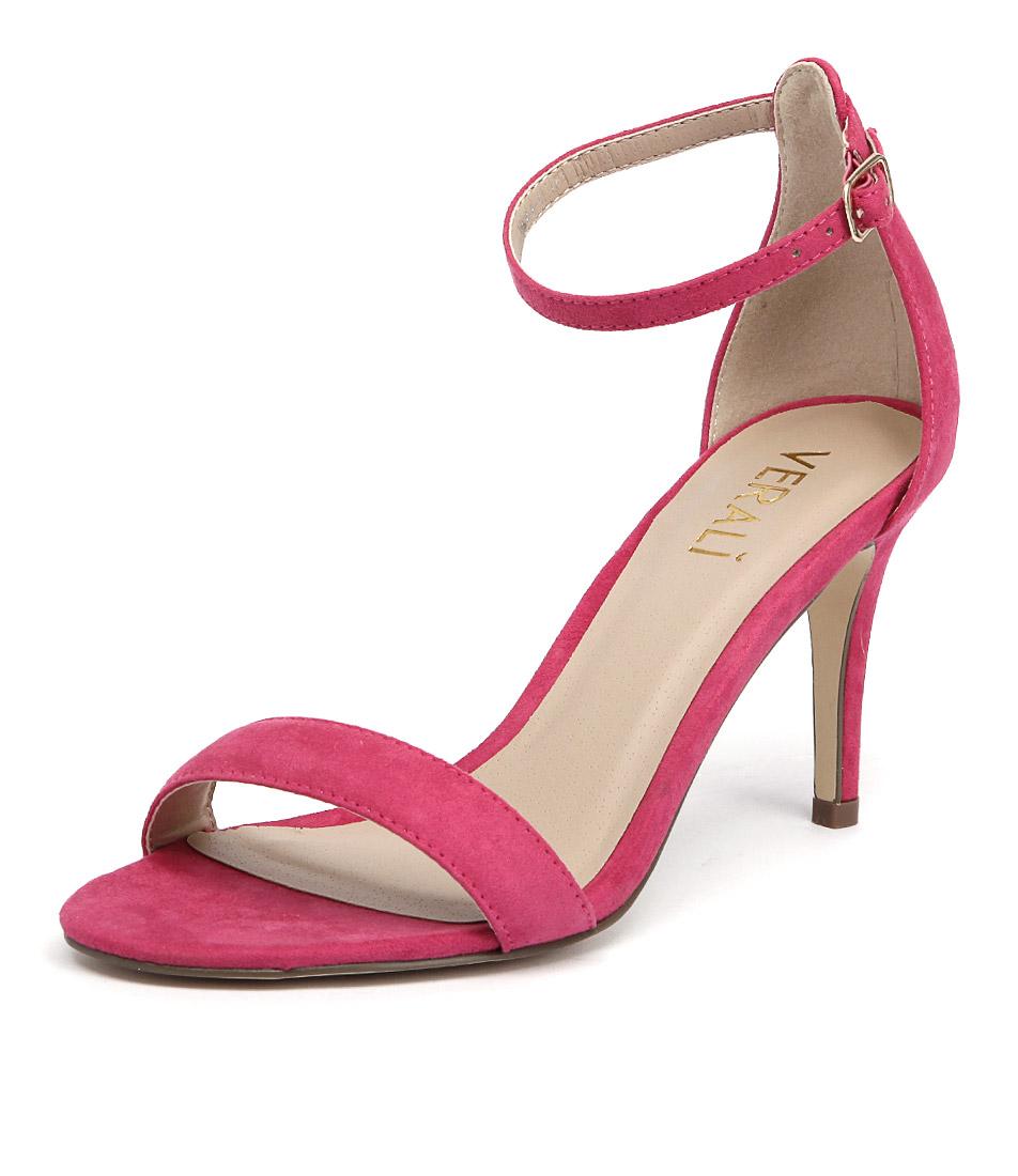 Verali Matthew Pink Micro Sandals