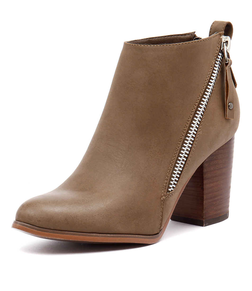 Verali Erica Taupe Boots