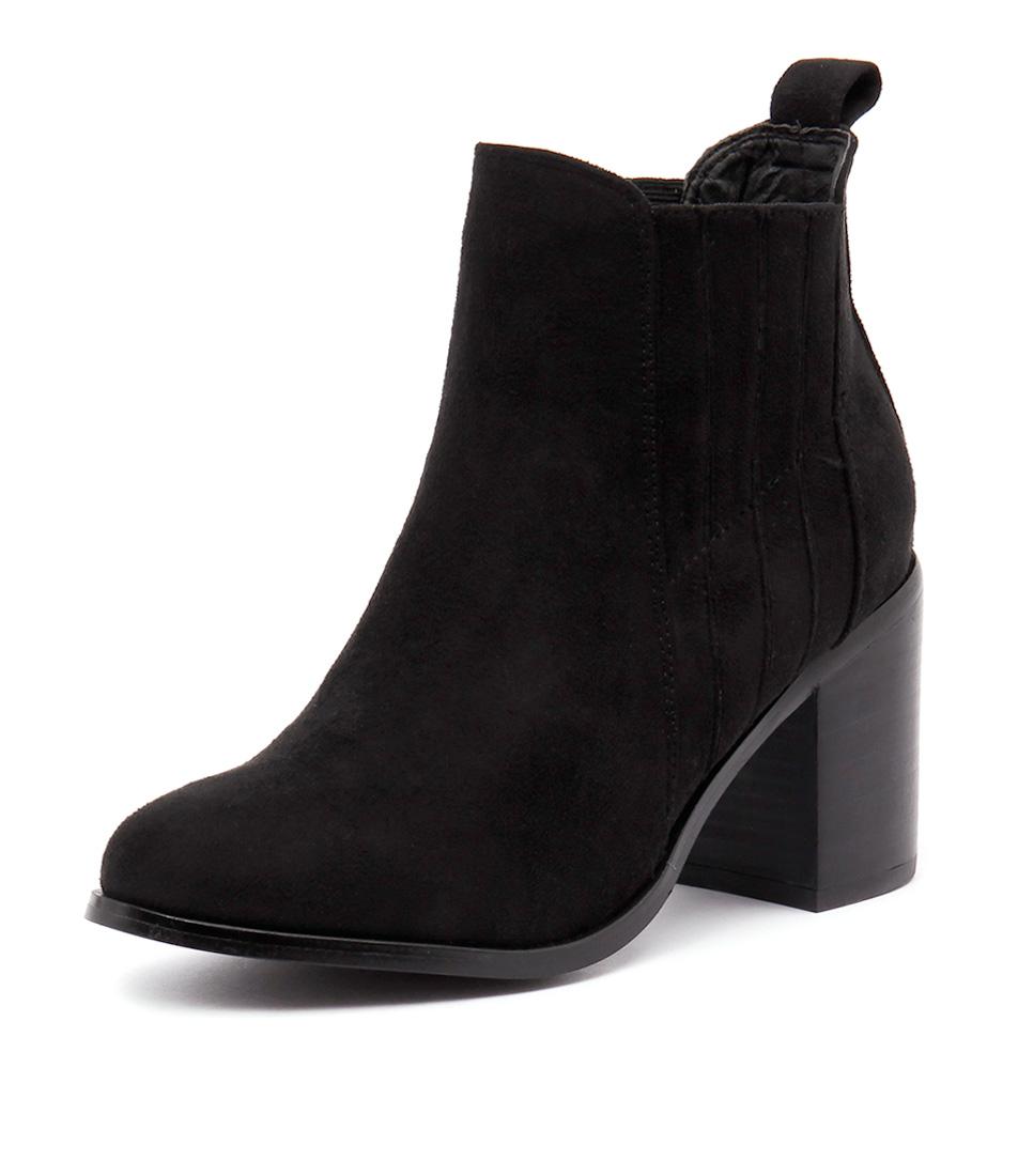 Verali Gigi Black Boots