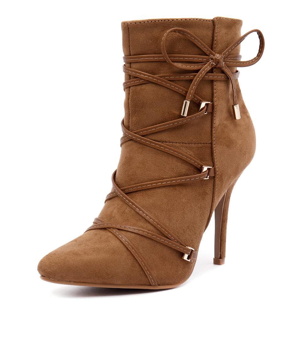 Verali Shania Dark Tan Boots