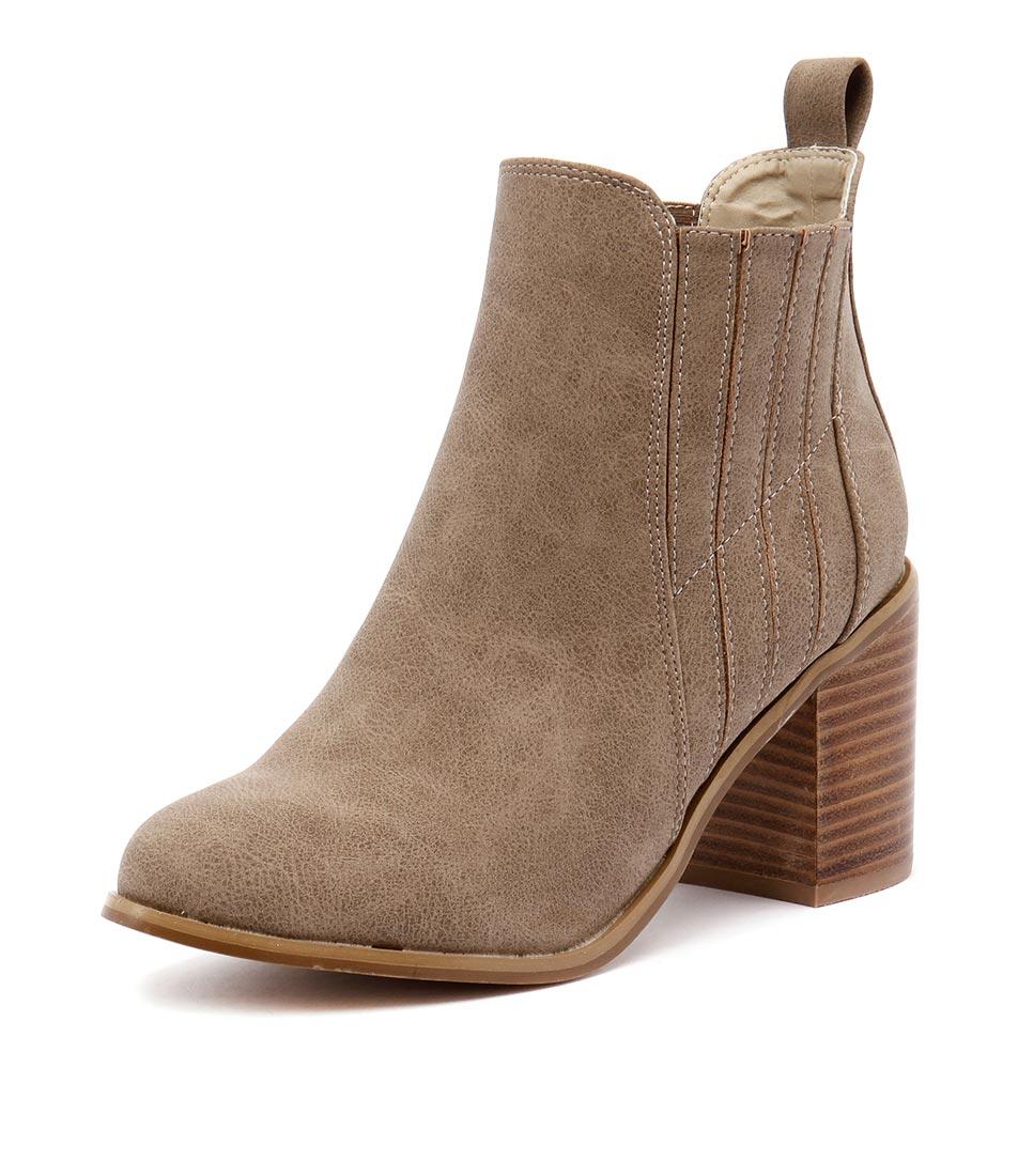 Verali Gigi Taupe Boots