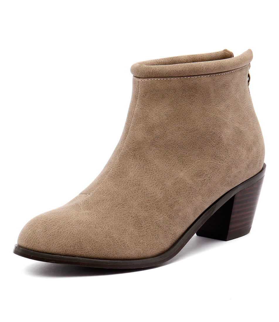 Verali Johnny Taupe Boots