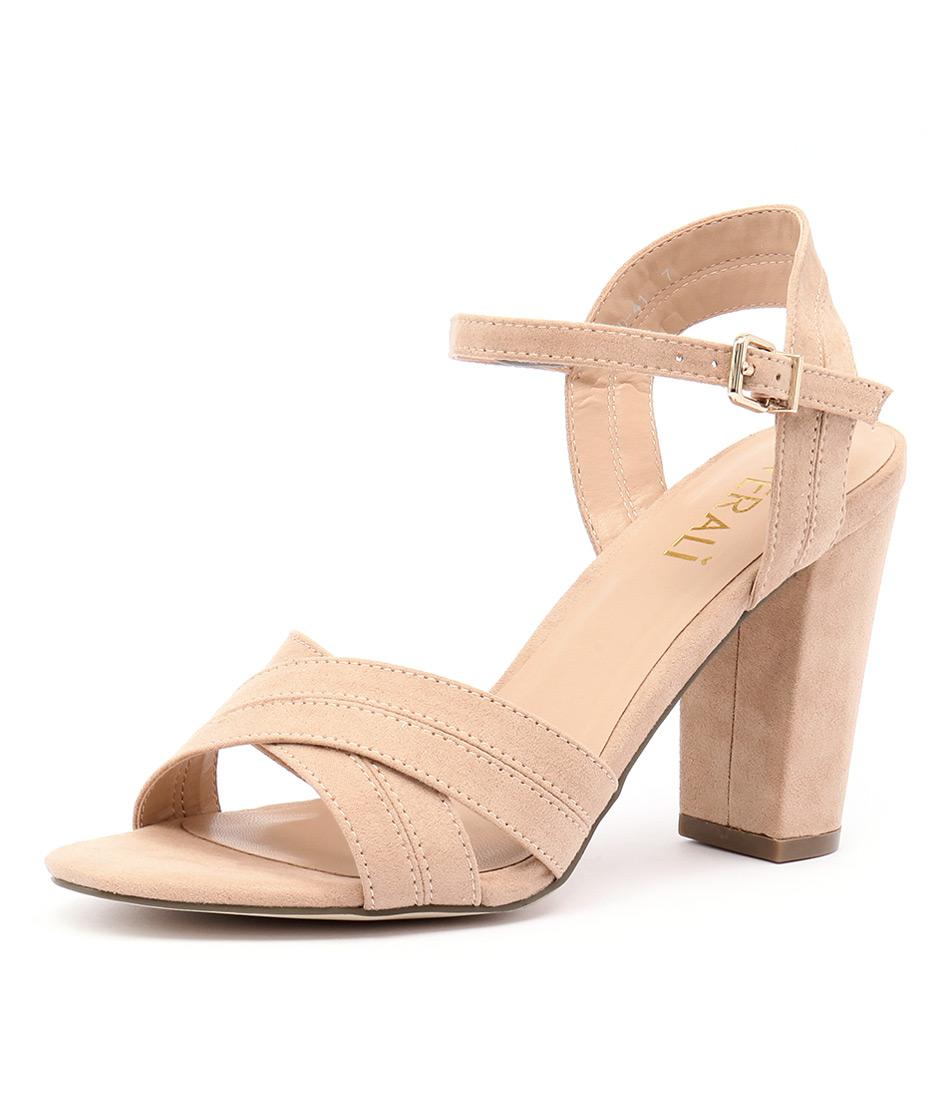 Verali Contessa Nude Micro Sandals