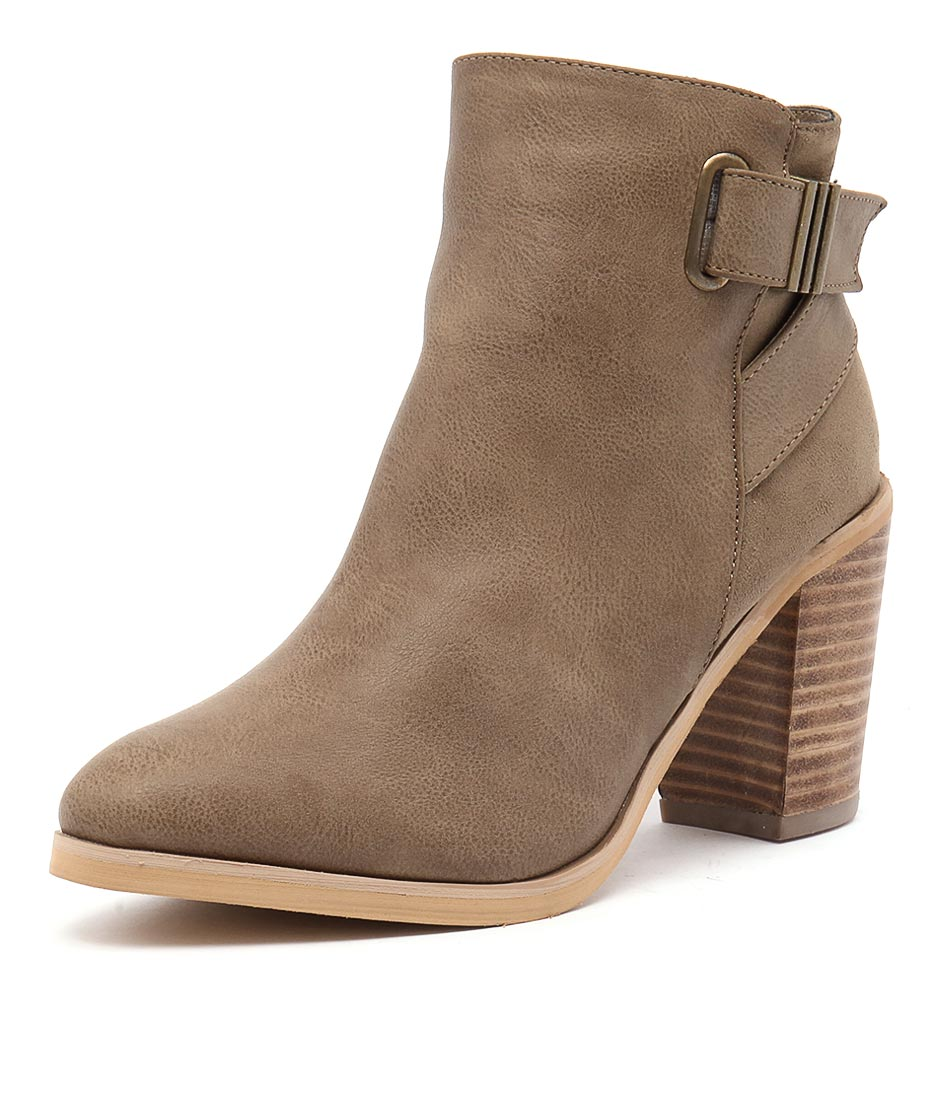Verali Alice Taupe Boots