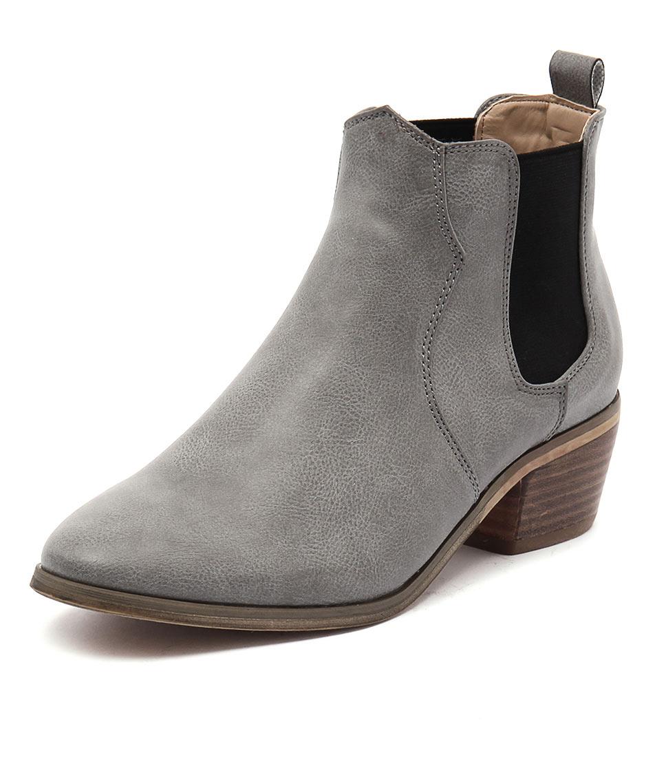 Verali Sally Grey Boots