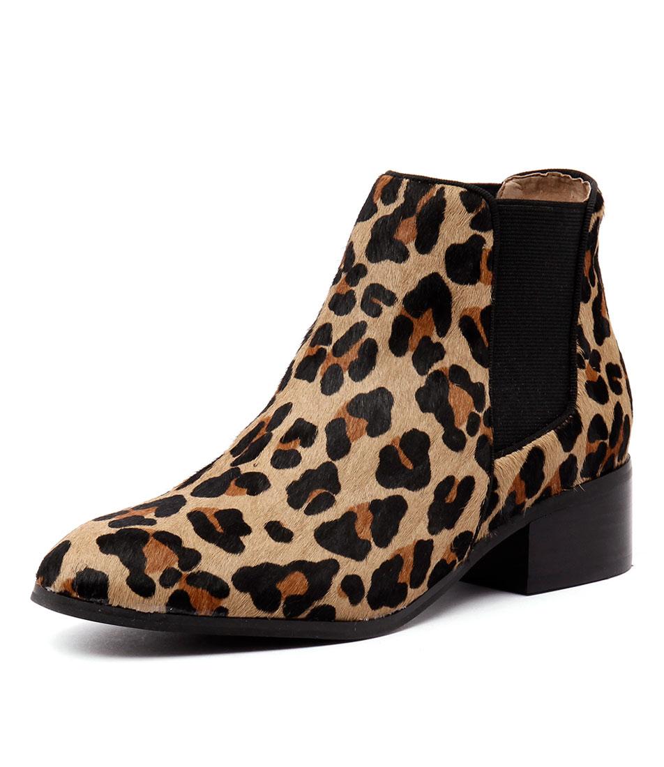 6b1dedfb8555 Image of Walnut Melbourne Serena Boot Leopard - Women (Animal) - Styletread