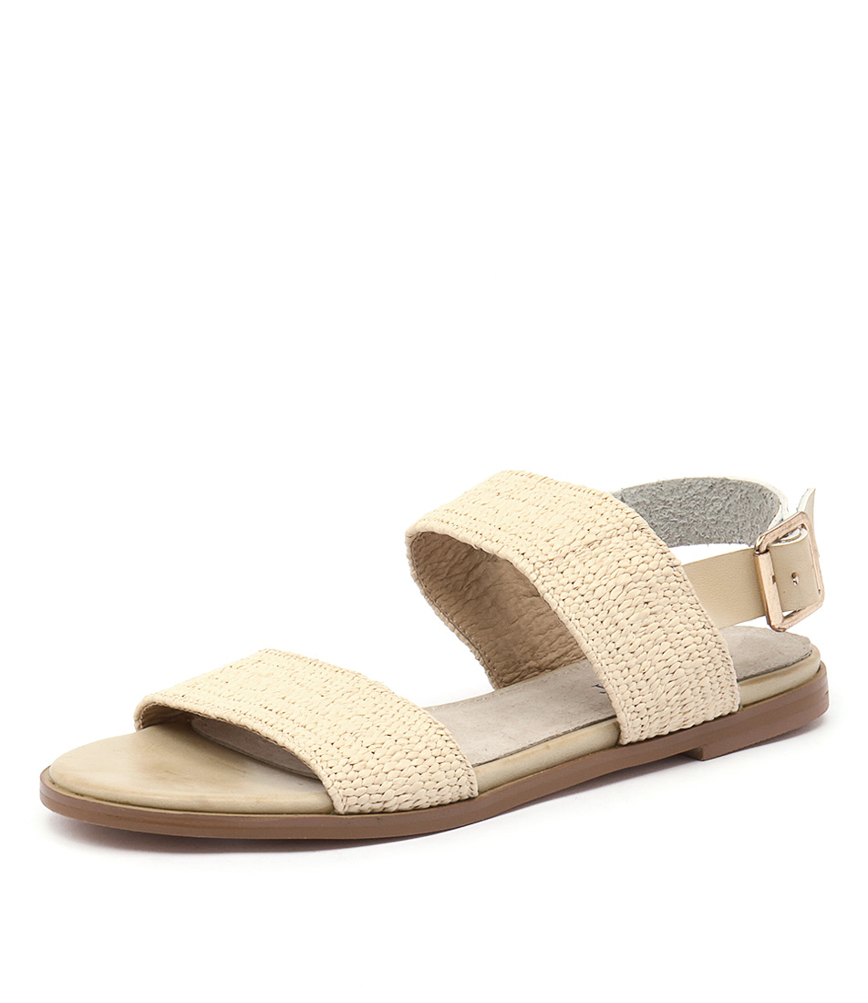 Walnut Melbourne Riva Sand Sandals