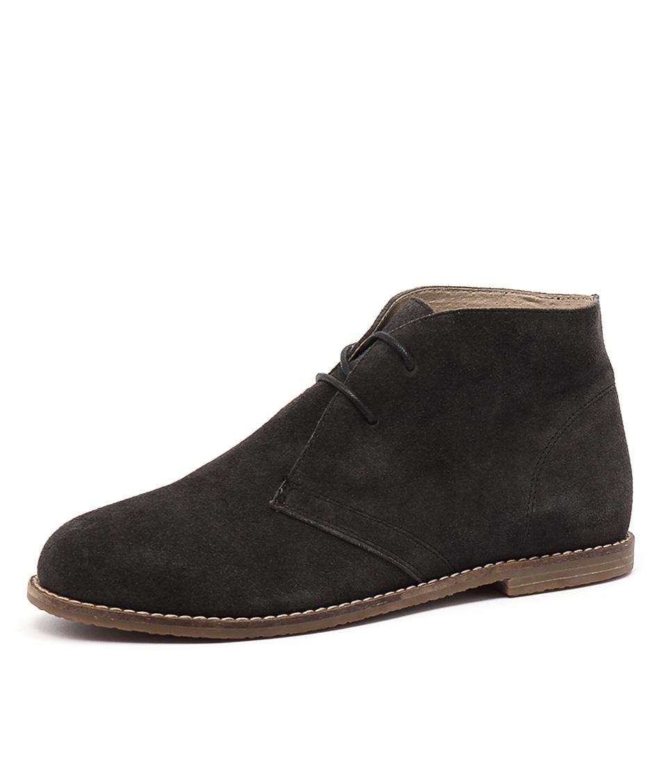 Walnut Melbourne Kayden Midnight Boots