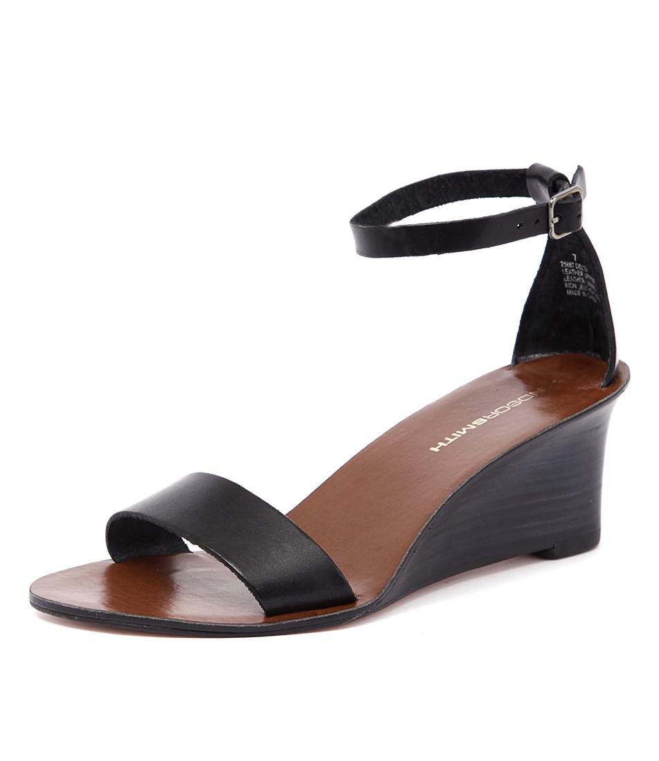 Windsor Smith Delta Vecetta Black Sandals online