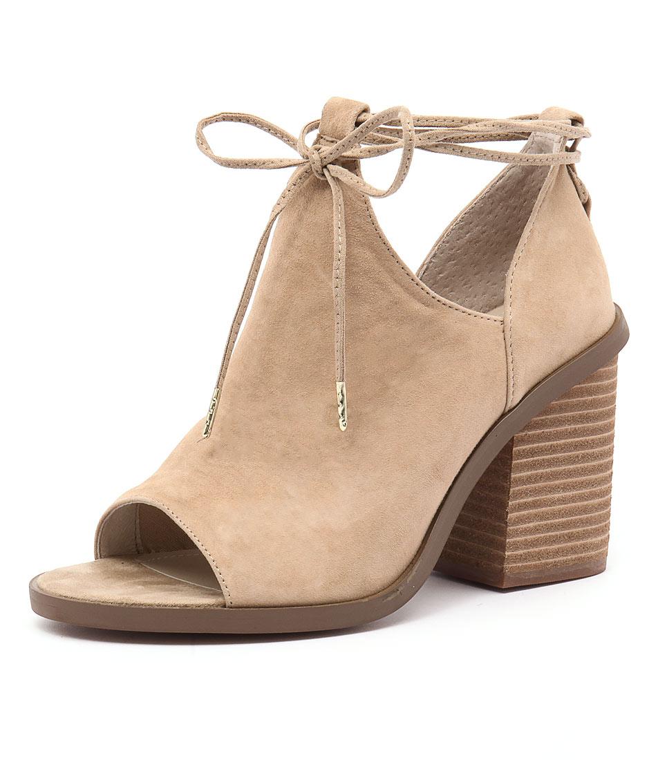 Windsor Smith Berlin Camel Sandals