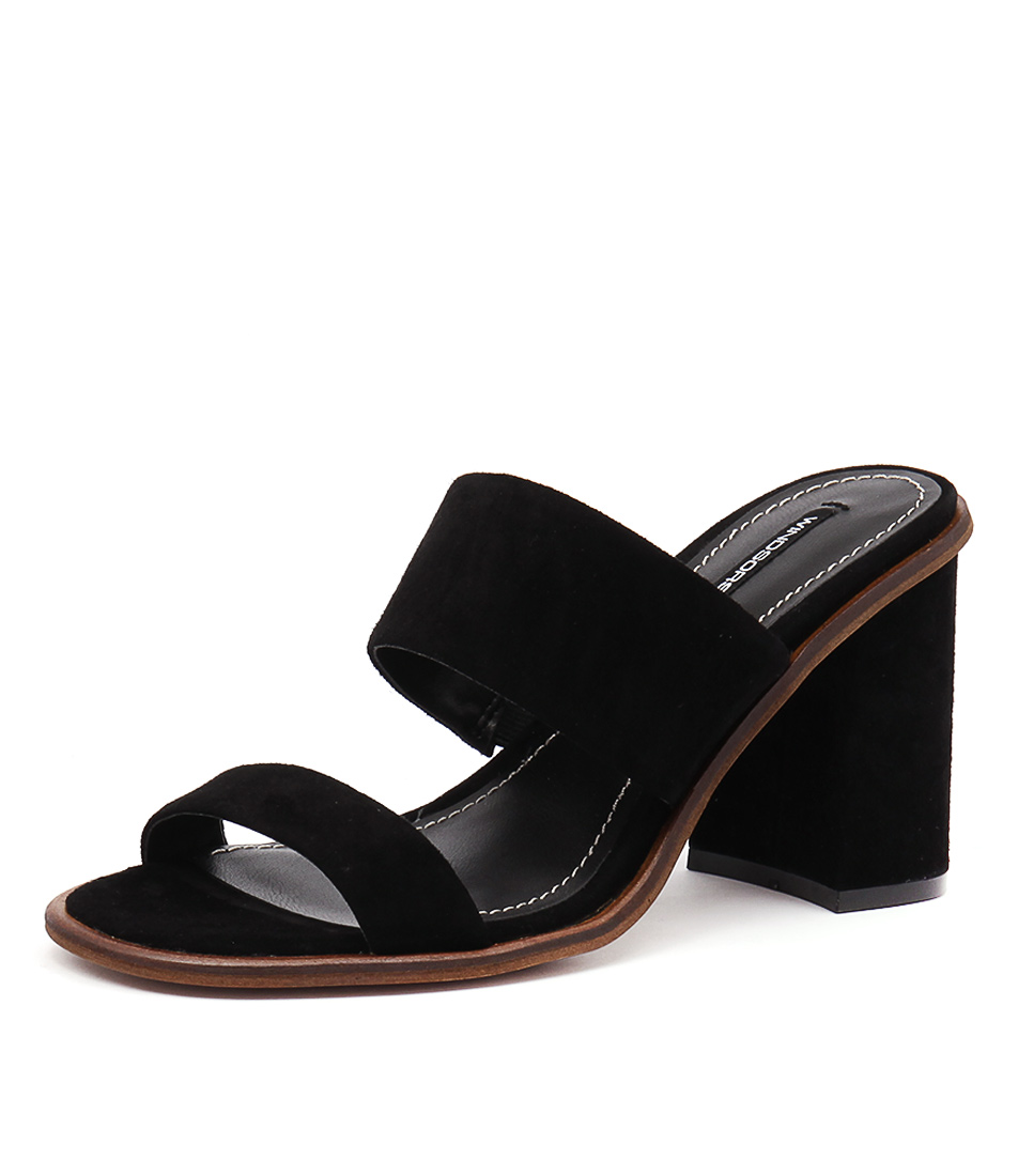 Windsor Smith Tarny Black Sandals online