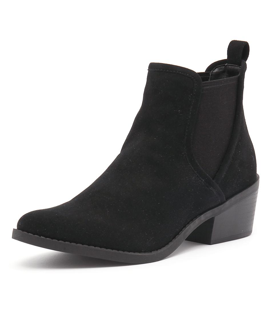 Windsor Smith Talor Black Boots