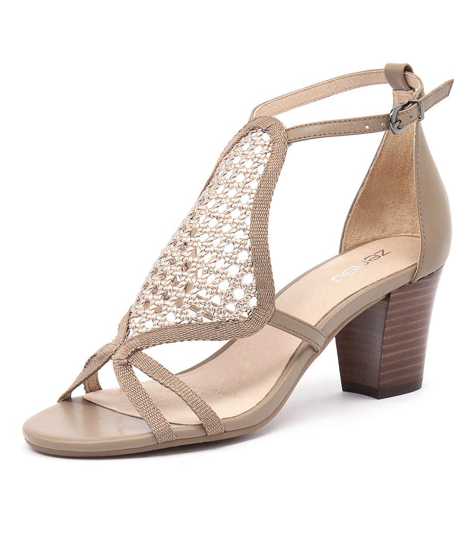Zensu Julie Mushroom Sandals
