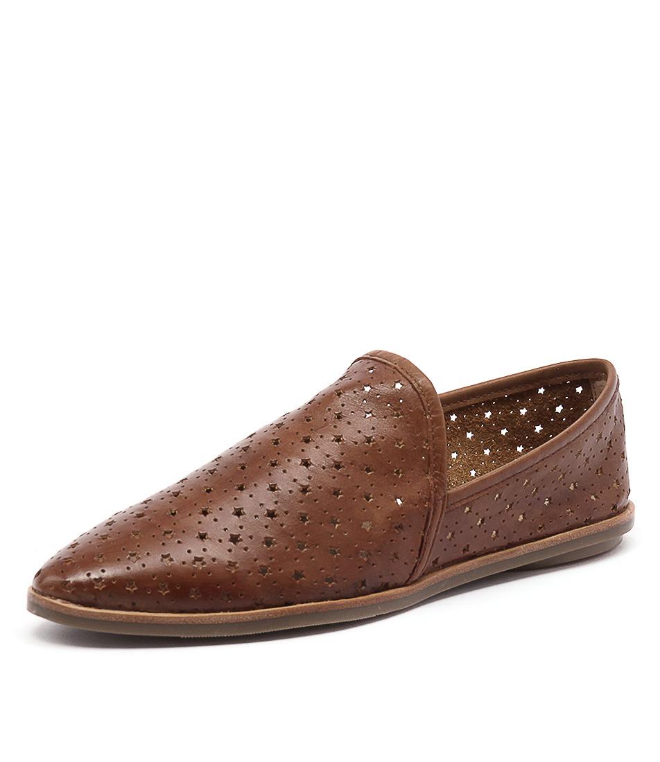 Zensu Amaze Cognac Loafers online