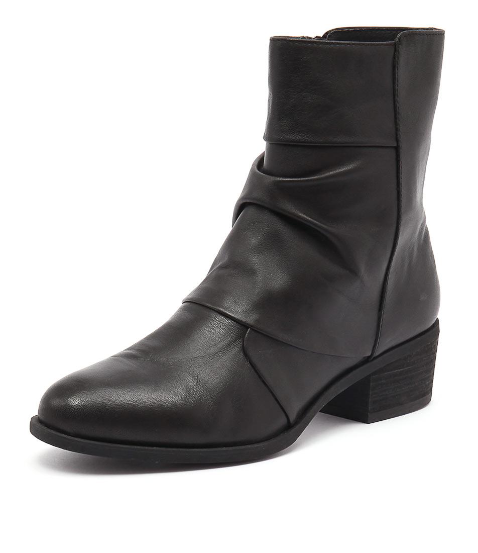 Zensu Resist Black Boots