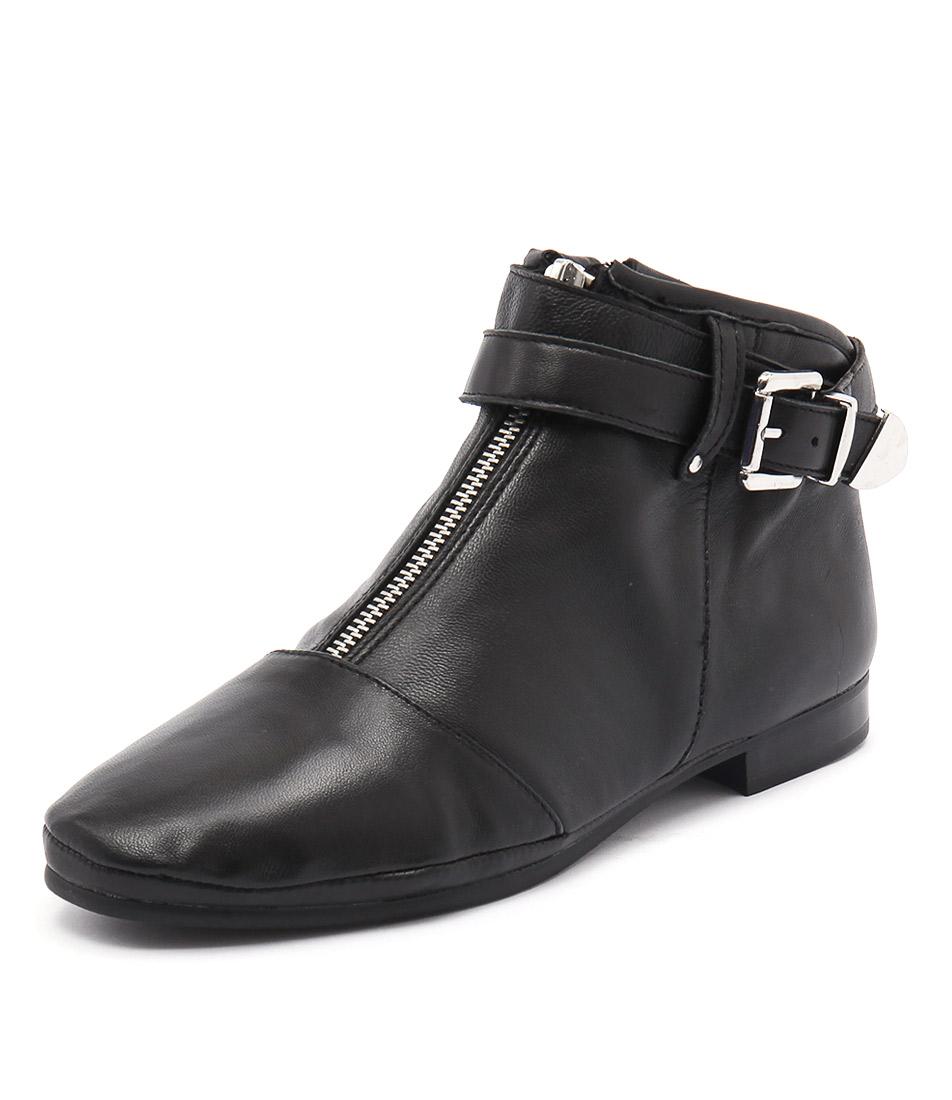 Zensu Fancy Black Boots
