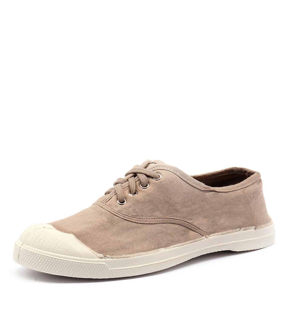 Bensimon Lacet Eggshell Sneakers