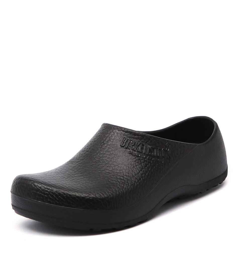 New Birkenstock Profi Birko Black Mens Shoes Casual Shoes ...