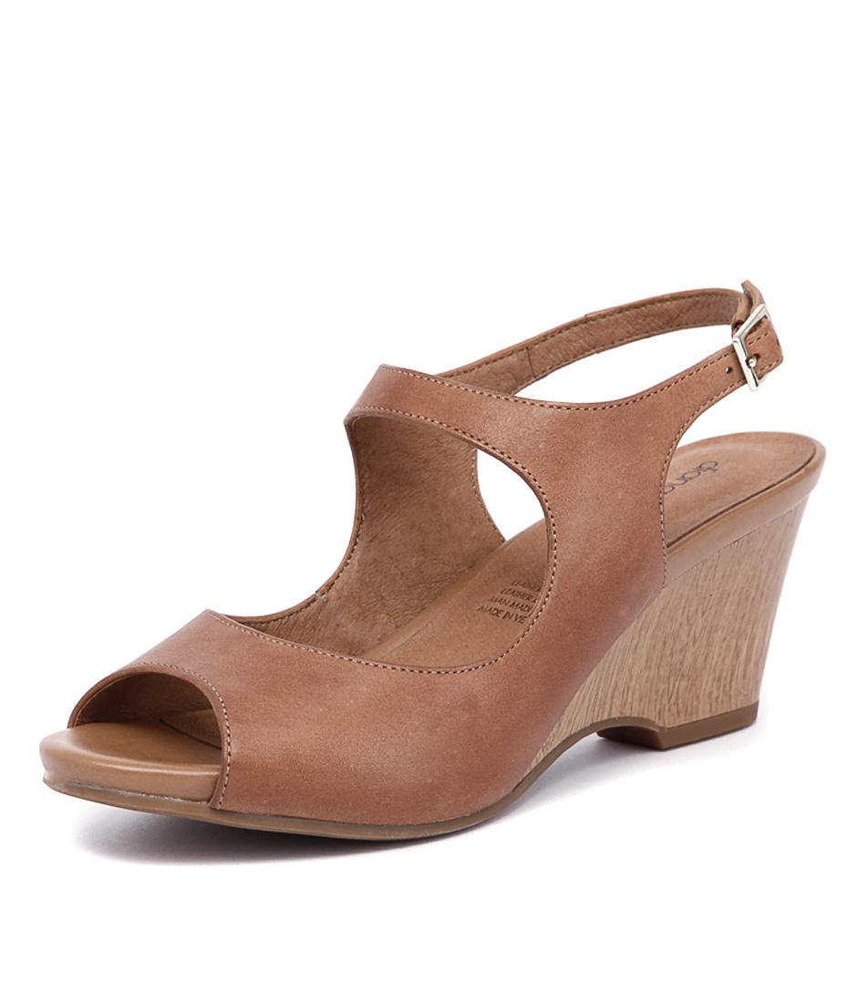 Diana Ferrari Zivanka Tan Sandals