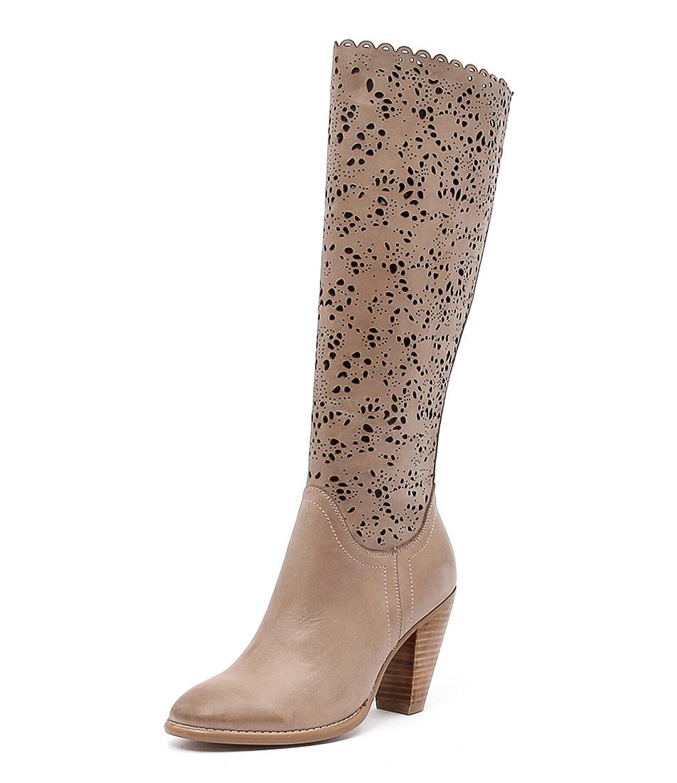 Django & Juliette Voss Taupe Boots