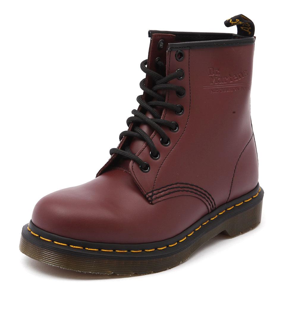 Dr. Martens 1460 8 Eye Boot Cherry Boots