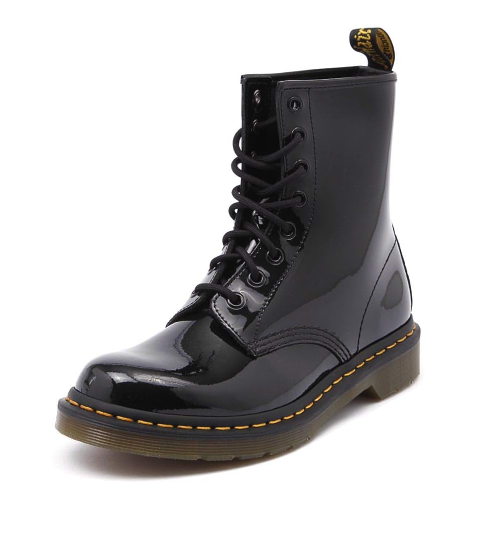 Dr. Martens 1460 Boot Black Patent Boots