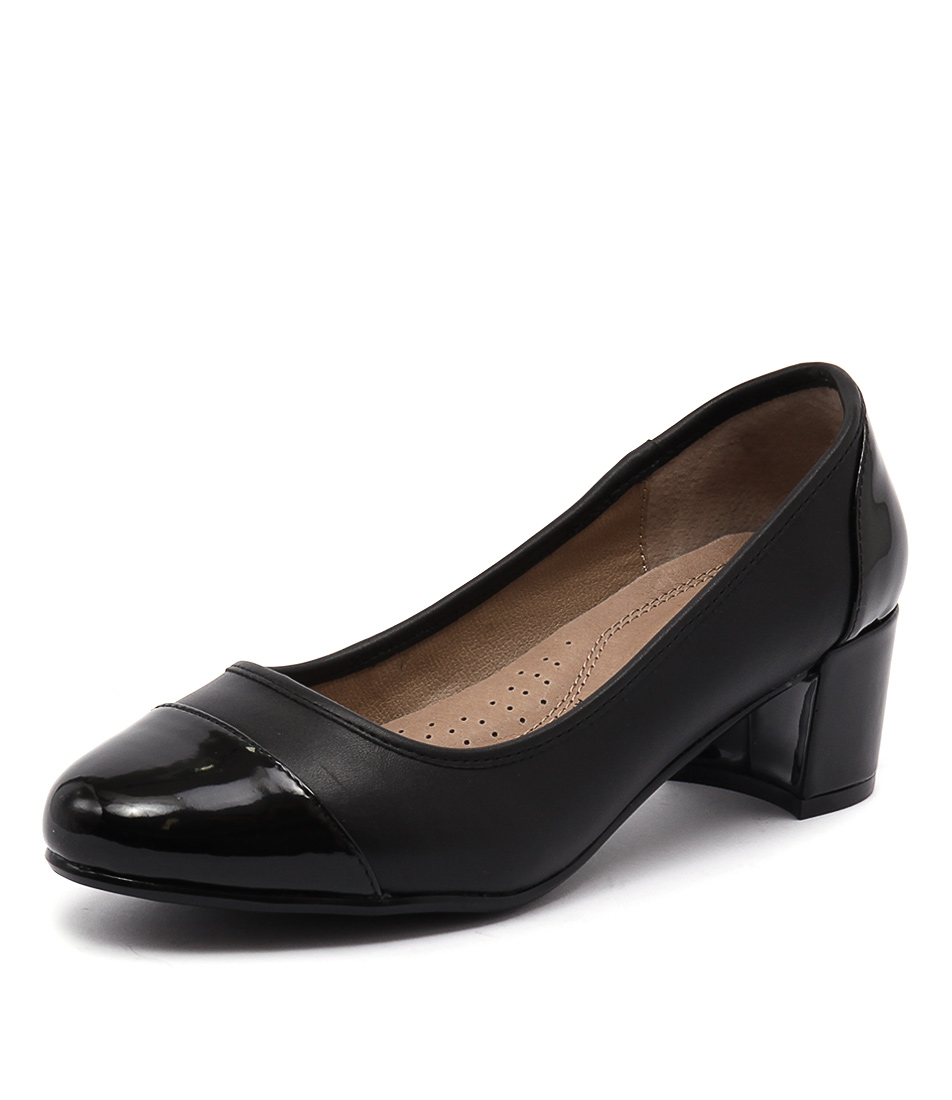 Hush Puppies Farrah Black Dress Pumps online