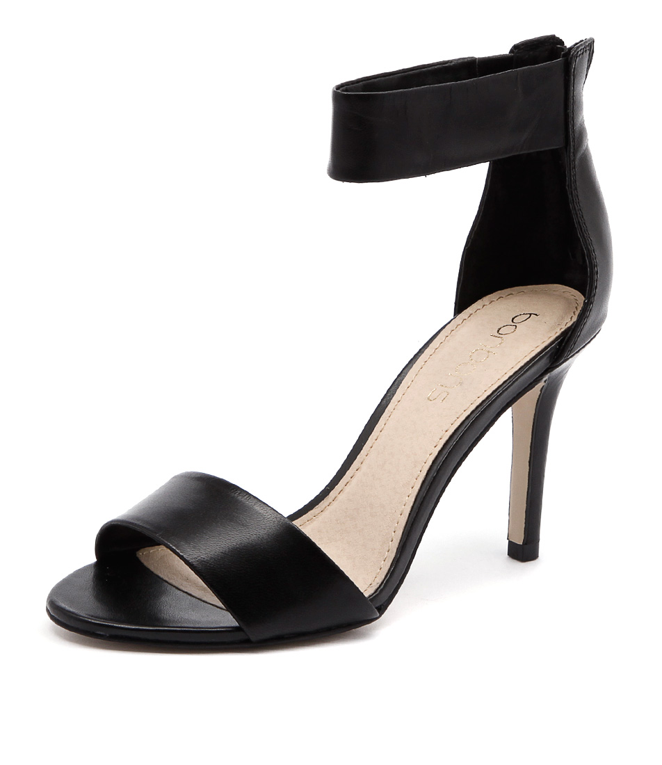 Bonbons Tessa Black Sandals